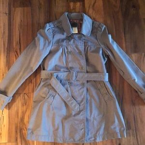 Idra trench coat (bought at Anthropologie)